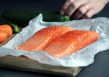The Health Benefits Of Eating Of Salmon