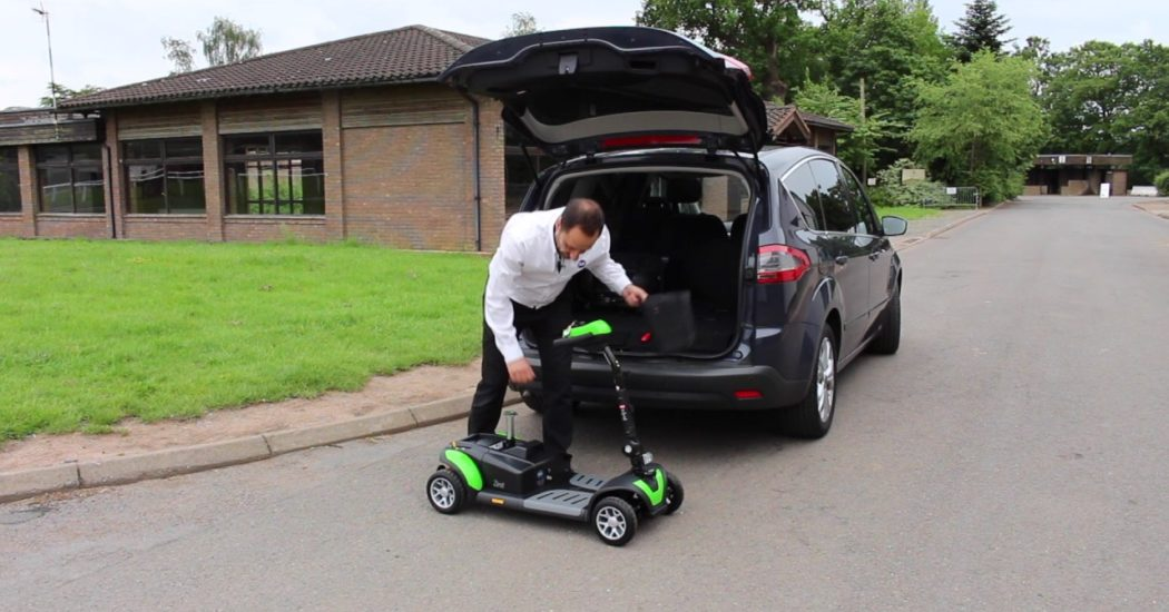 Get The Perfect Buying Guide Of Mobility Scooters