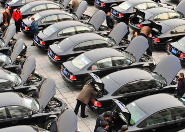 Motor Vehicles Department's Fight Against Defaulters