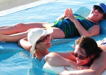 Splashing Around In Turks & Caicos