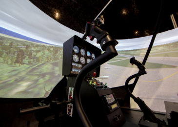 The Benefits Of Using A Helicopter Flight Simulator When Learning To Fly
