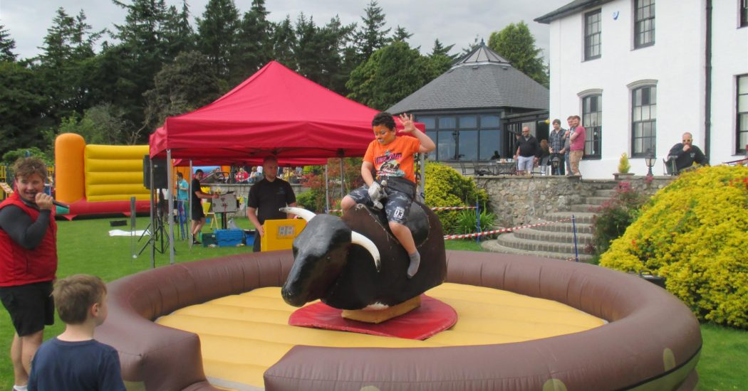 Make Your Party Memorable With Bucking Bronco Hire