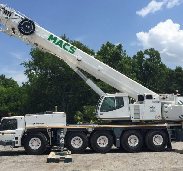 Different Types Of Crane Services That You Can Avail