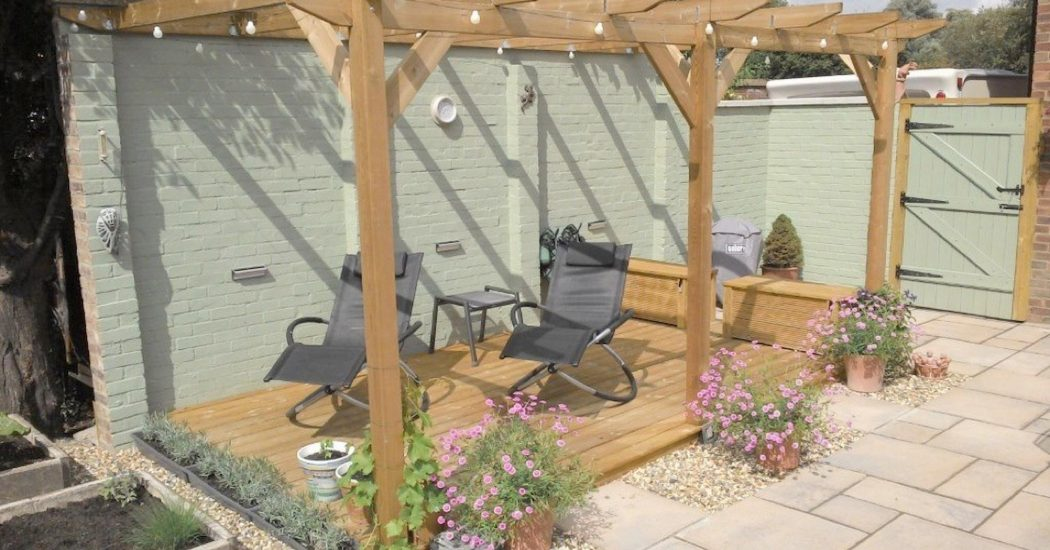 Different Places Where You Can Put The Bespoke Pergolas