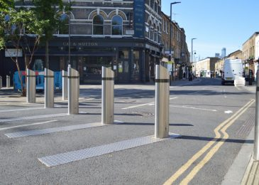 The Benefits Of Street Bollards